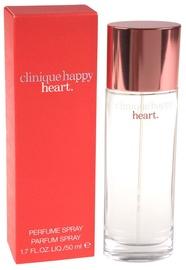 Parfüümid Clinique Happy Heart 50ml EDP