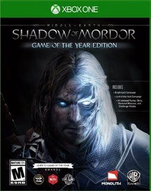 Middle-Earth Shadow Of Mordor GOTY Xbox One