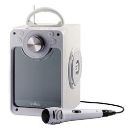 Mikrofons Liniex Stars Karaoke Machine