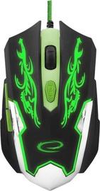 Esperanza EGM405 Cyborg Optical Gaming Mouse Black/Green