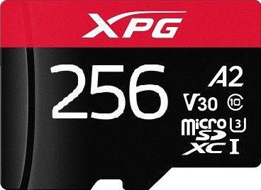 ADATA XPG microSDXC 256GB UHS-I U3 Class 10 A2