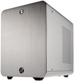 Raijintek Case METIS PLUS ALS Mini-ITX Silver