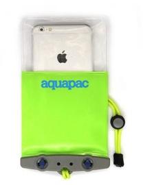 Aquapac Plus Waterproof Case For Phone Green