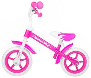 Balansinis dviratis Milly Mally Dragon Bike Race Pink 4805