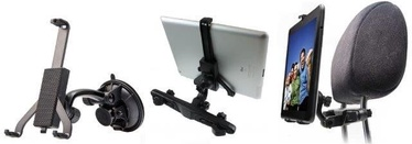Tahvelarvuti hoidja Rebeltec M60 Holder For Tablets 7-11'' Black