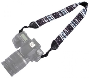 Fotocom Camera Strap Black and White