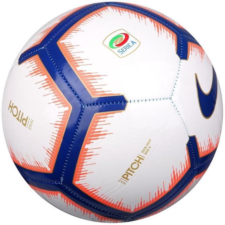 Nike Serie A Pitch Ball FA18 SC3374 100 Size 4