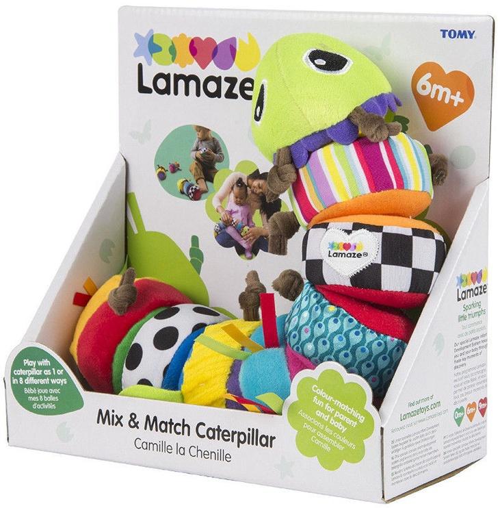 Lamaze Mix & Match Caterpillar L27244