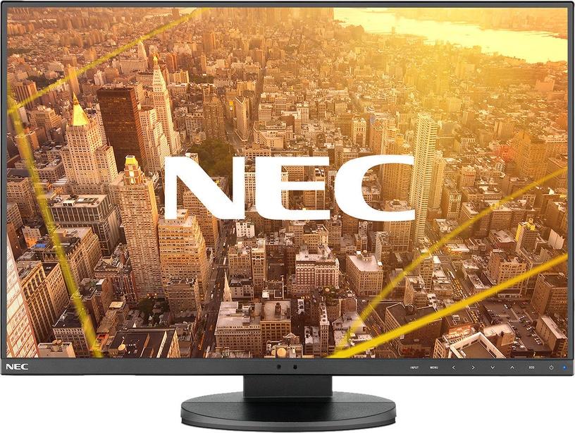 Monitorius NEC MultiSync EA245WMi-2 Black