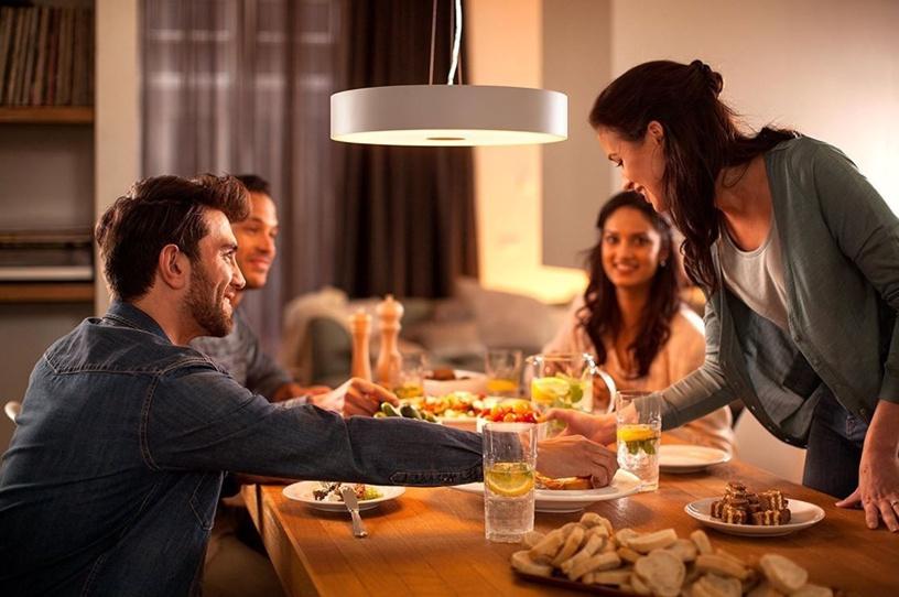 Philips LED Bulb E27 9.5W White