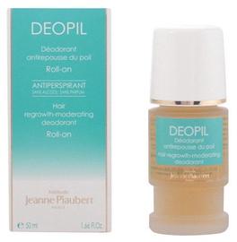 Jeanne Piaubert Deopil Hair Regrowth Moderating Deodorant Roll On 50ml