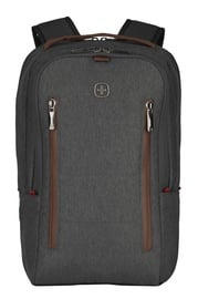 Wenger CityUpgrade 16 Laptop Backpack Alloy