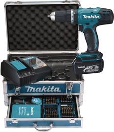 Makita Rotary Hammer Set DHP453RFX2