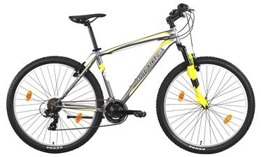 "Dviratis Bottari Good Bike Portland 46cm 27.5"" Yellow"