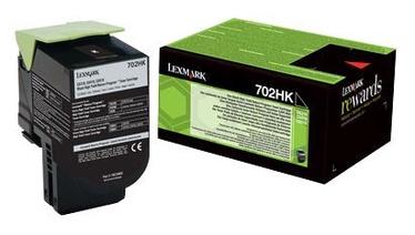 Lexmark 702HK R Cartridge Black