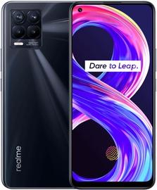 Мобильный телефон Realme 8 Pro, черный, 6GB/128GB