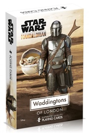 Winning Moves Star Wars The Mandalorian Playing Cards