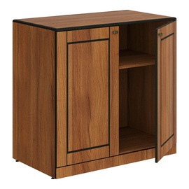 Skyland Larex LTF-3D Chest Of Drawers Walnut Tyrol