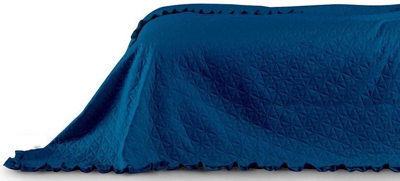 Gultas pārklājs AmeliaHome Tilia Blue, 220x240 cm