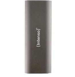 Жесткий диск Intenso External Professional, SSD, 250 GB, серый