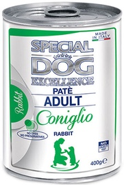 Monge Special Dog Paté Rabbit 400g