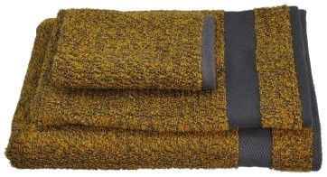 Ardenza Melange Terry Towels Set 3pcs Ginger