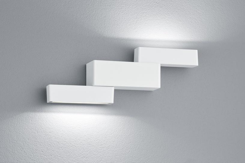 Светильник Trio Padma 227160231, 2x4.5Вт, 3000°К, LED, IP54, белый