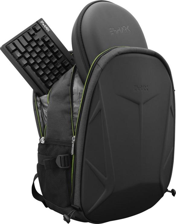 Рюкзак EShark ESL-BP1, черный, 15.6″