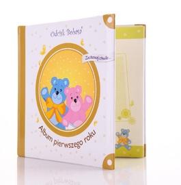Альбом для фотографий Odcisk Bobasa Album Of First Year, многоцветный