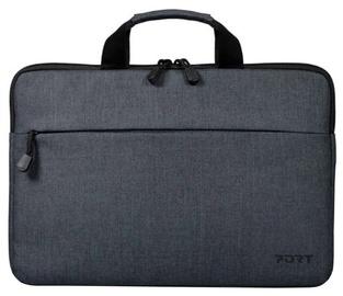 Port Designs Belize Notebook Bag 15.6'' Grey