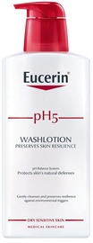 Dušo želė Eucerin pH5 Washlotion, 400 ml
