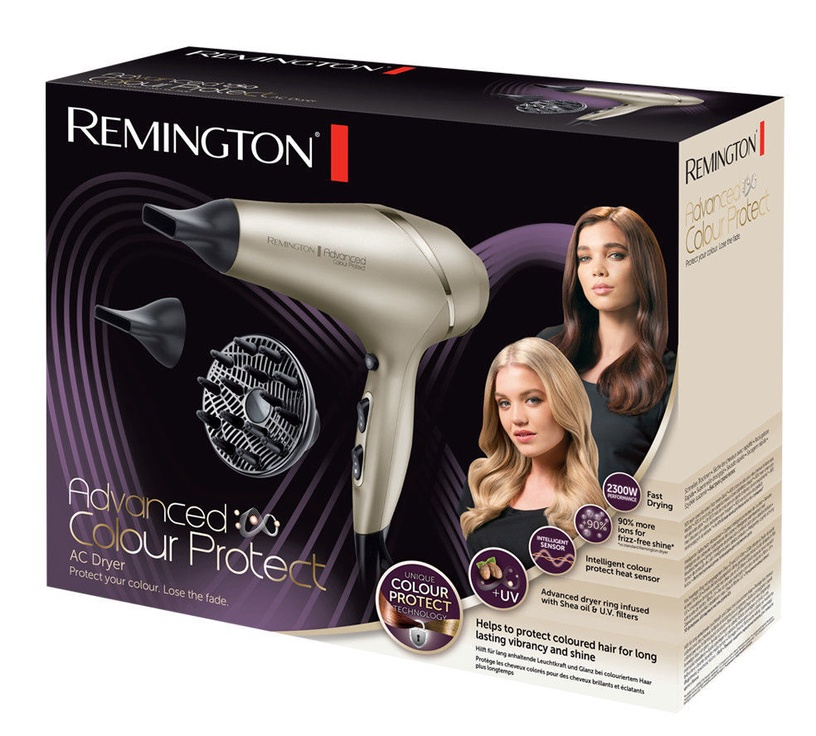 Plaukų džiovintuvas Remington Advanced Color Protect AC8605