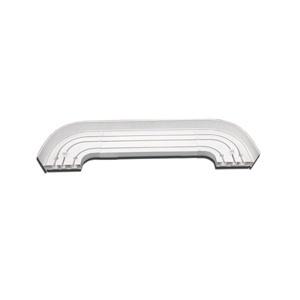 Siin Domoletti Curtain Rod 3 Rails 180cm White