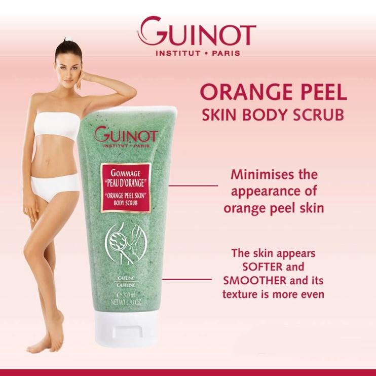 Скраб для тела Guinot Orange Peel Skin, 200 мл