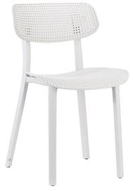 Home4you Chair Novella White 30012