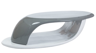 Signal Meble Canon Coffee Table White/Gray
