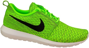 Nike Running Shoes Roshe NM Flyknit 677243-700 Green 44.5
