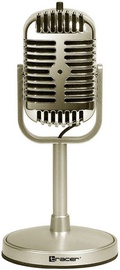 Tracer Classic Microphone Silver