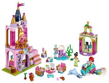 Konstruktors LEGO Disney Princess Ariel, Aurora, and Tiana's Royal Celebration 41162