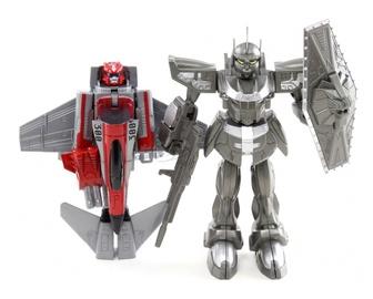 Mängurobot lennuk X-Bot 82020