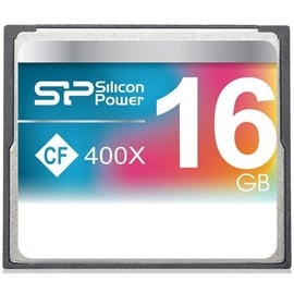 Silcone Power 200X Compact Flash UDMA 16GB