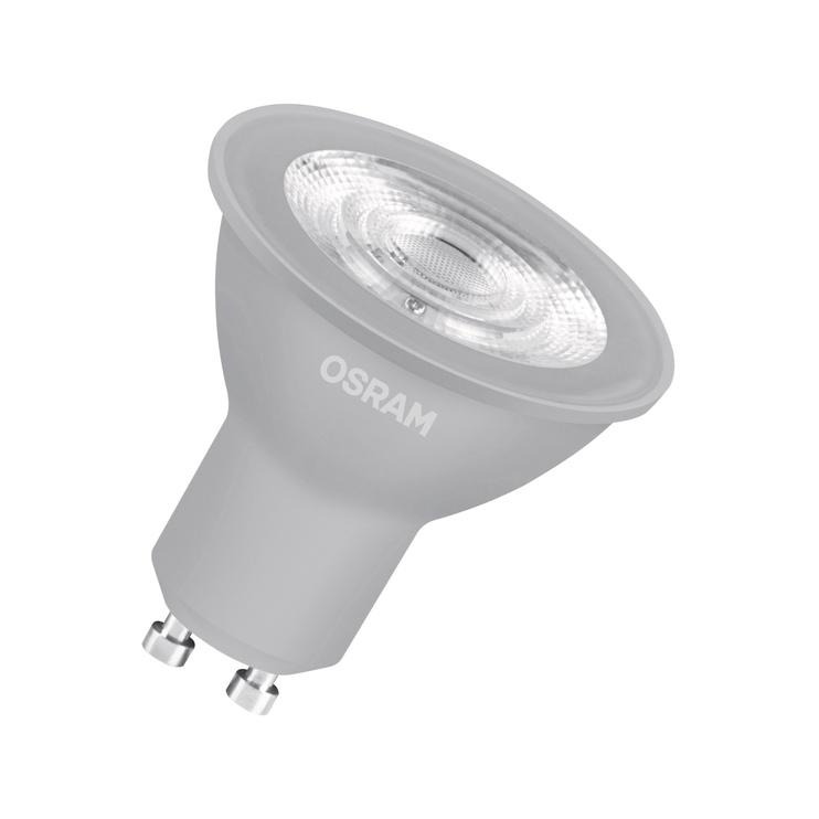 LED Osram PAR16, 5W, GU10, 2700K, 350lm