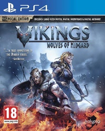 Vikings: Wolves Of Midgard Special Edition PS4