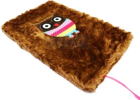 Avatar Notebook A5 Fluffy Owl