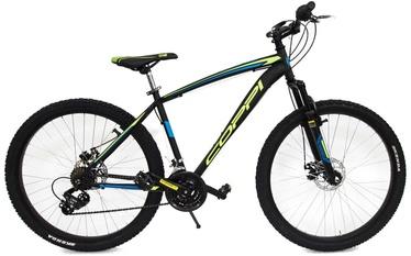"""Велосипед Coppi, черный, 18"""""""