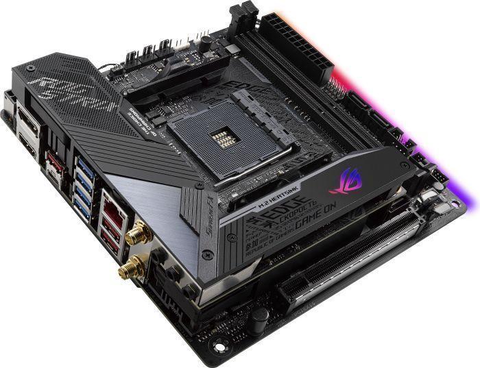 Mātesplate Asus ROG Strix X570-I Gaming