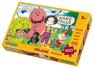 Puzzle kake make 100pcs 56074