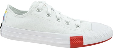 Converse Chuck Taylor All Star Junior Low Top 366993C White 32