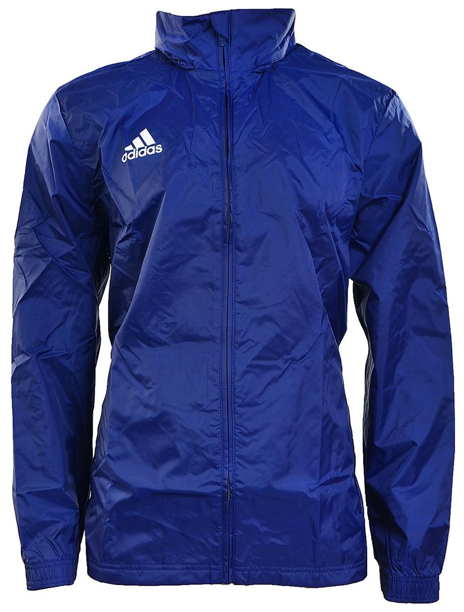 b4b7e8efc0e Adidas TW Core Rain Jacket JR S22284 Blue 128cm
