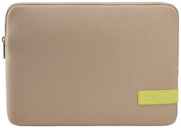 Рюкзак Case Logic Reflect Laptop Sleeve 15,6 REFPC-116 Plaza, песочный, 15.6″